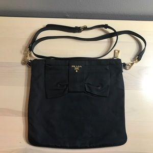 Prada classic sling bag